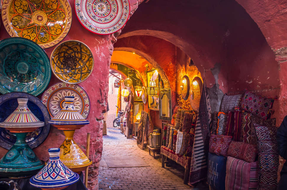 e2635c02d9a45 Visiting Marrakech: How to Explore the Local Shopping, Clothing ...