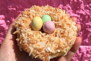 trejo's easter donut