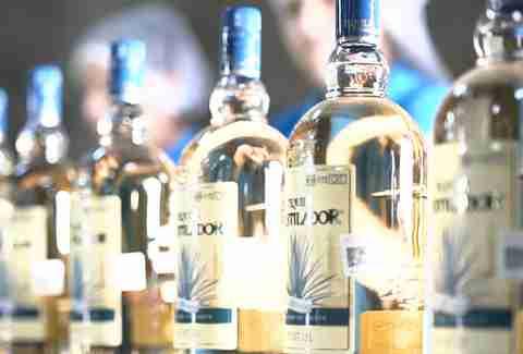 Tequila El Destilador