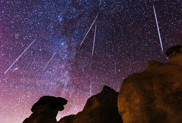 The Stunning Lyrid Meteor Shower Peaks Tonight. Here's How to Watch.