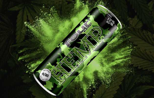 Hemp-Flavored Four Loko Now Exists Whether You Like It or Not