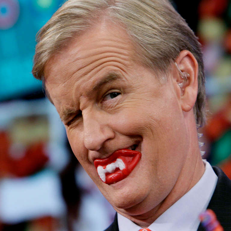 Who Is Steve Doocy? Narrated By Virgil Texas - NowThis