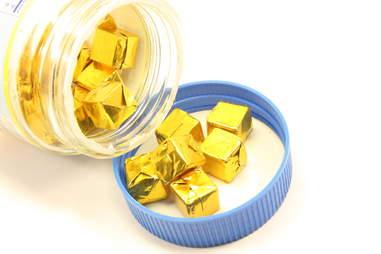 Bullion Cubes