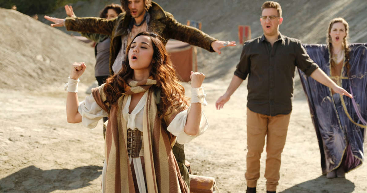The Cast of 'The Magicians' Breaks Down the Season 4 Musical Episode
