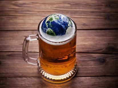 Eco beer