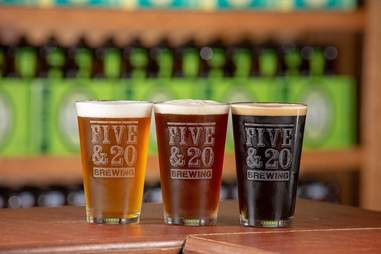 Five & 20 Spirits & Brewing