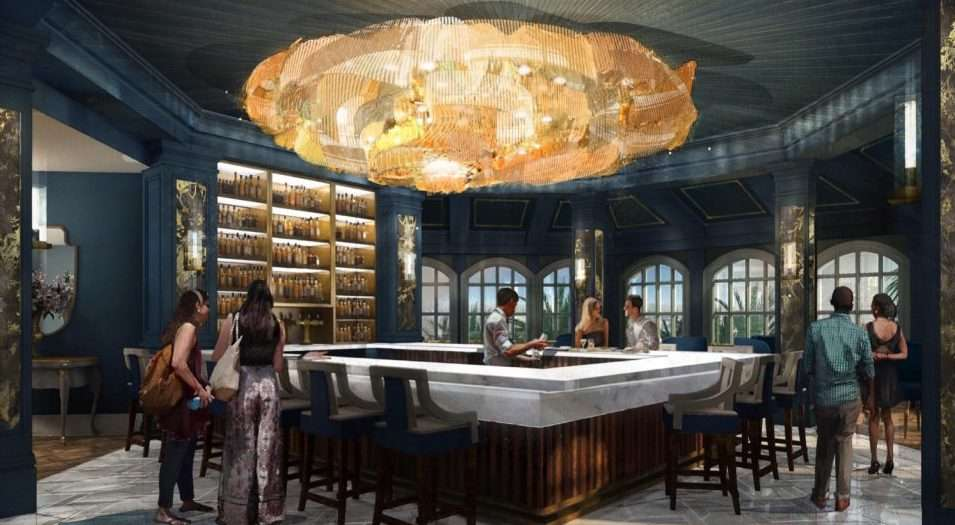 A New 'Beauty and the Beast' Themed Bar Is Coming to Disney World