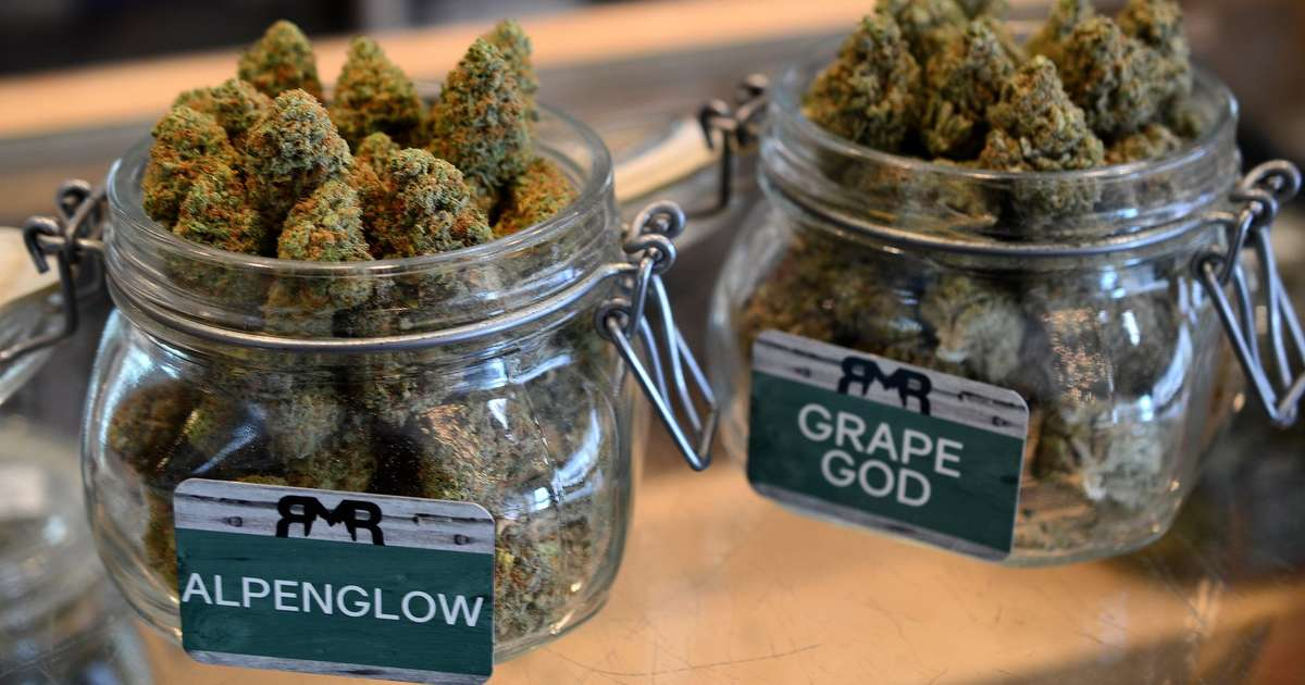 Best Recreational Marijuana Dispensaries in Colorado: Where to Buy Legal  Weed - Thrillist