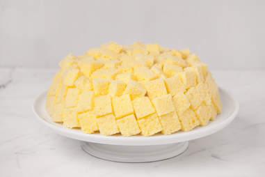 lady m mimosa cake