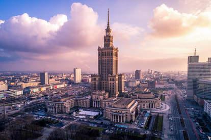Poland, Warsaw