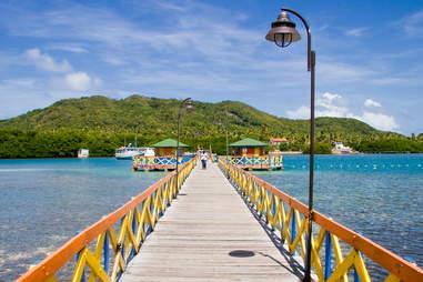 Crab Cay, Providencia