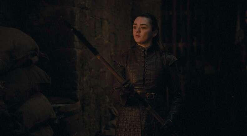 arya stark weapon