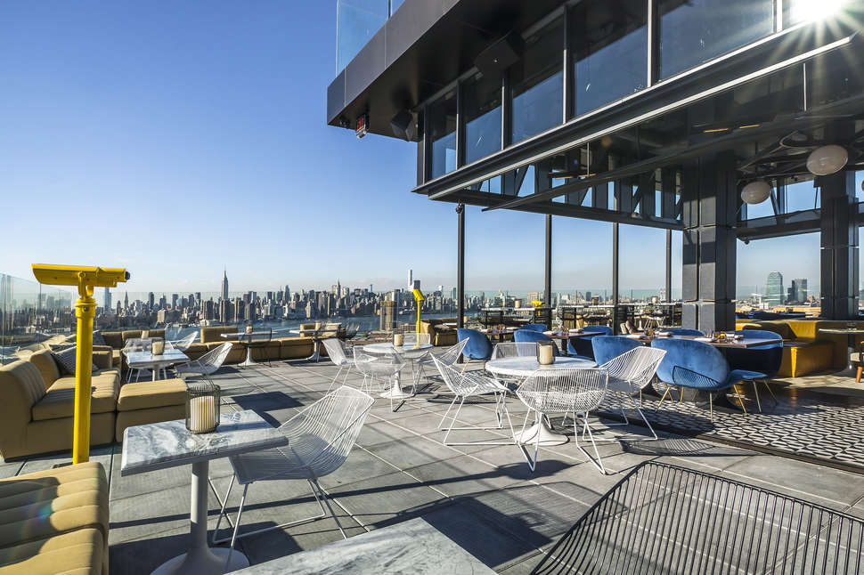 Westlight & Best Rooftop Bars in Brooklyn: Places to Drink With a View This ...