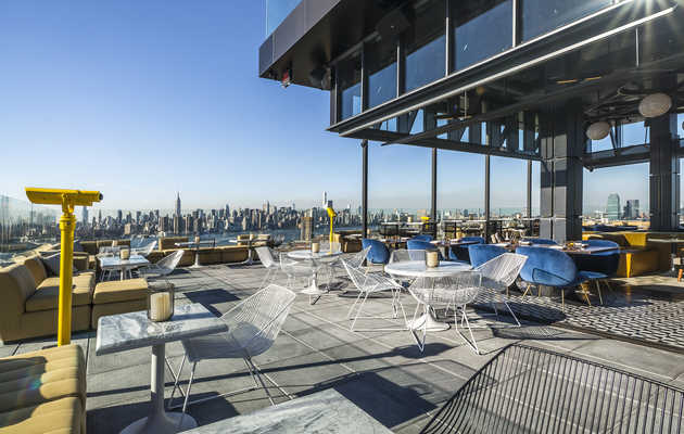 The Best Rooftop Bars in Brooklyn