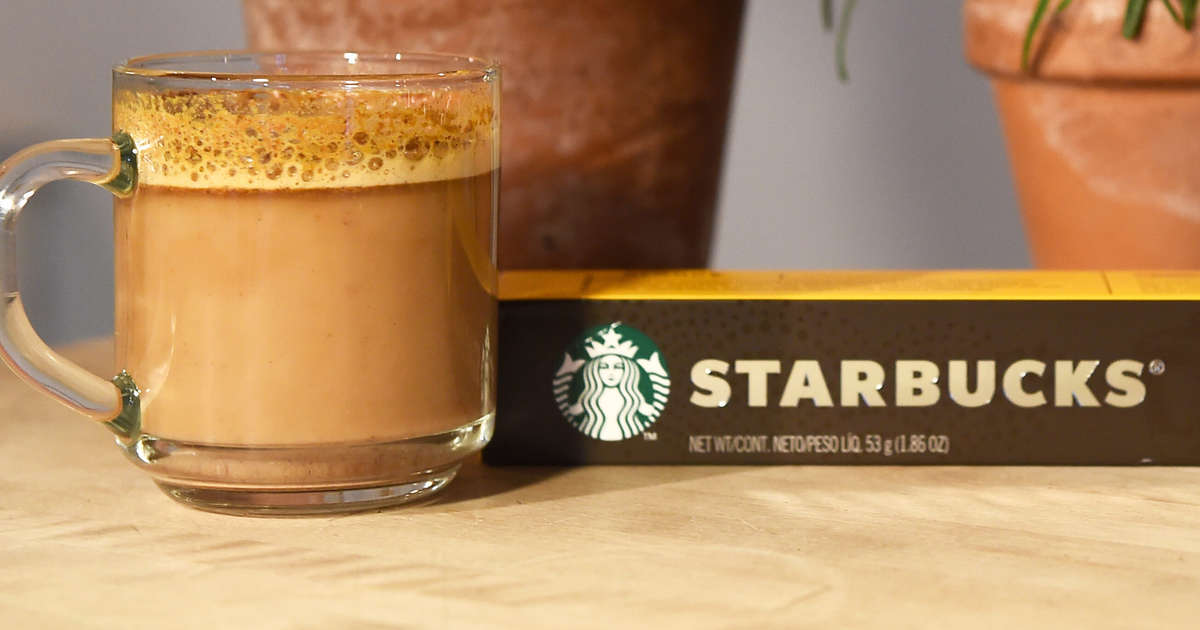 Making Starbucks Espresso Drinks at Home Is About to Be Way Easier