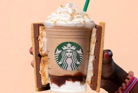 Starbucks S Mores Frappuccino Returns To The Summer Menu