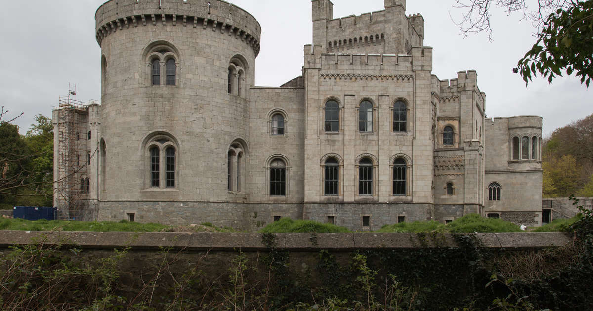 You Could Live in This Huge Castle Featured in 'Game of Thrones'