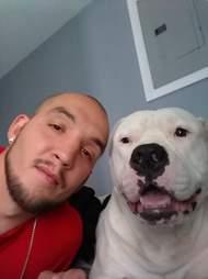 man sells car to save dog