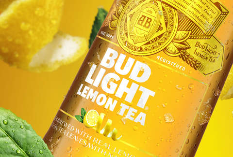 Bud Light Lemon Tea to Debut in April for Summer 2019