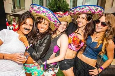 Tequila-N-Tacos TNT Bar Crawl
