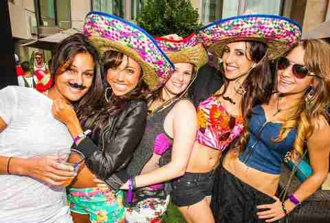 Tequila-N-Tacos TNT Bar Crawl