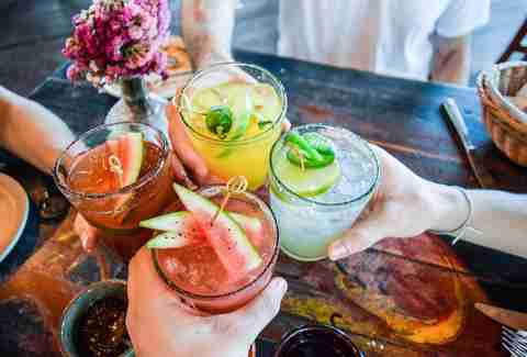 Chicago Tacos and Margs Crawl