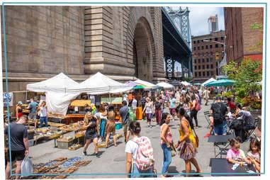 Brooklyn Flea DUMBO Market