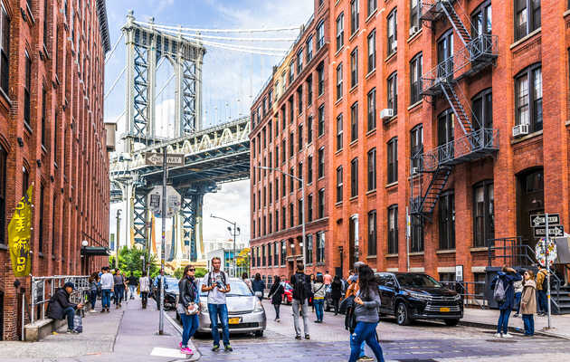 Why Dumbo Should Be Your First Stop Outside of Manhattan
