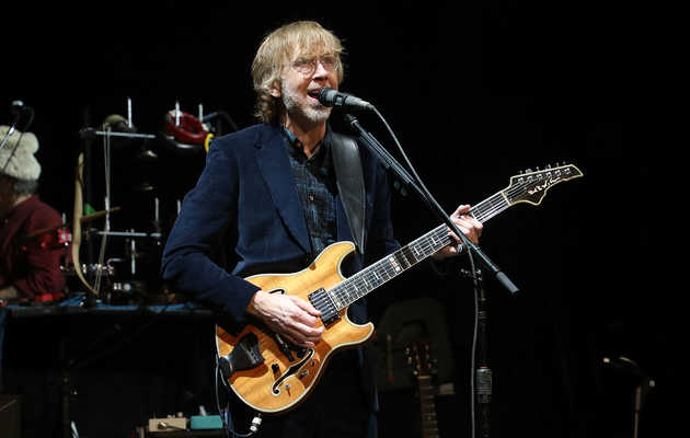 The New Documentary 'Between Me and My Mind' Is a Gift for Trey Anastasio Fans