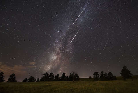 Eta Aquarid Meteor Shower 2019: How Halley's Comet Causes