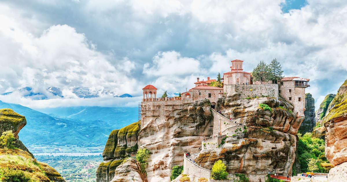 Skip Santorini: Greece's Under-the-Radar Destinations to Visit This Summer