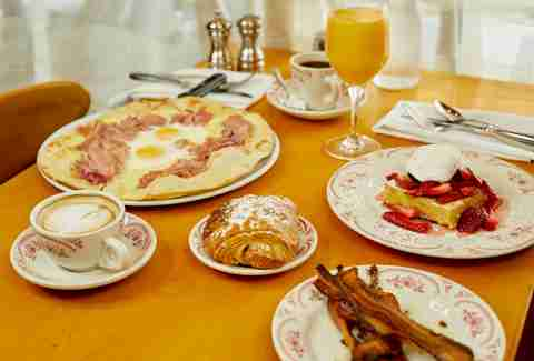 Peachy Best Brunch In San Francisco Good Brunch Spots In Every Download Free Architecture Designs Pushbritishbridgeorg