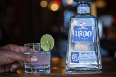 1800 Tequila for margarita
