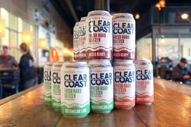 Clear Coast Fresh Hard Seltzer