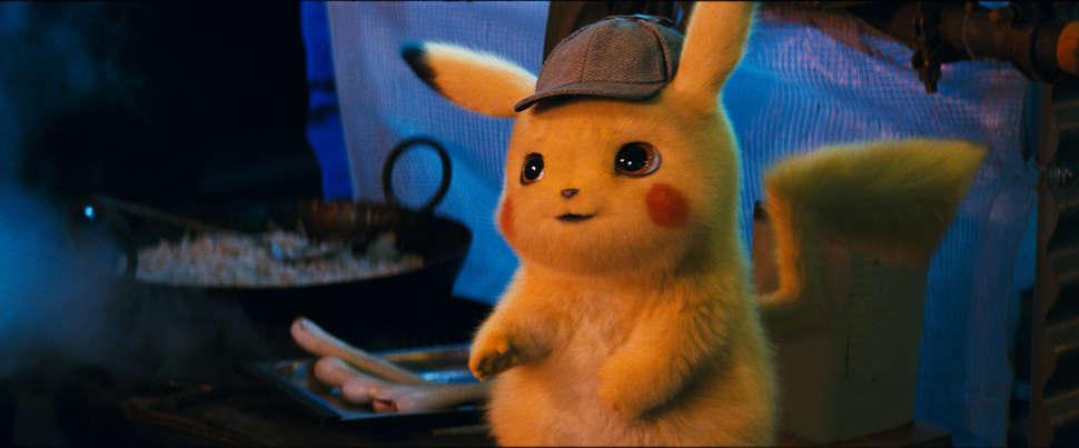 1210f96f Detective Pikachu Movie Review: Pokémon Movie Is Surprisingly ...
