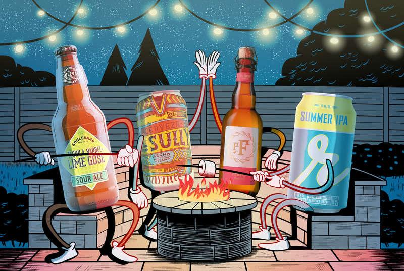Best Summer Beers Of 2019 Seasonal Beers To Drink This Summer