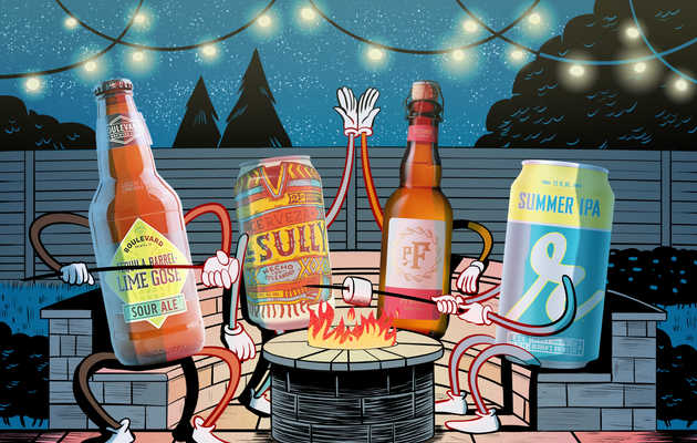 25 Beers You Need to Be Drinking This Summer