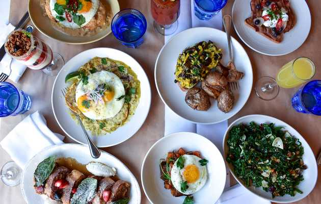 The Best Mother's Day Brunches in Chicago