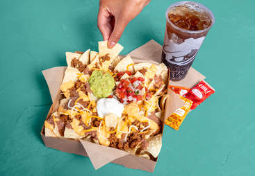 Taco Bell Adds New 5 Grande Nachos Boxes To Nationwide Menu Thrillist