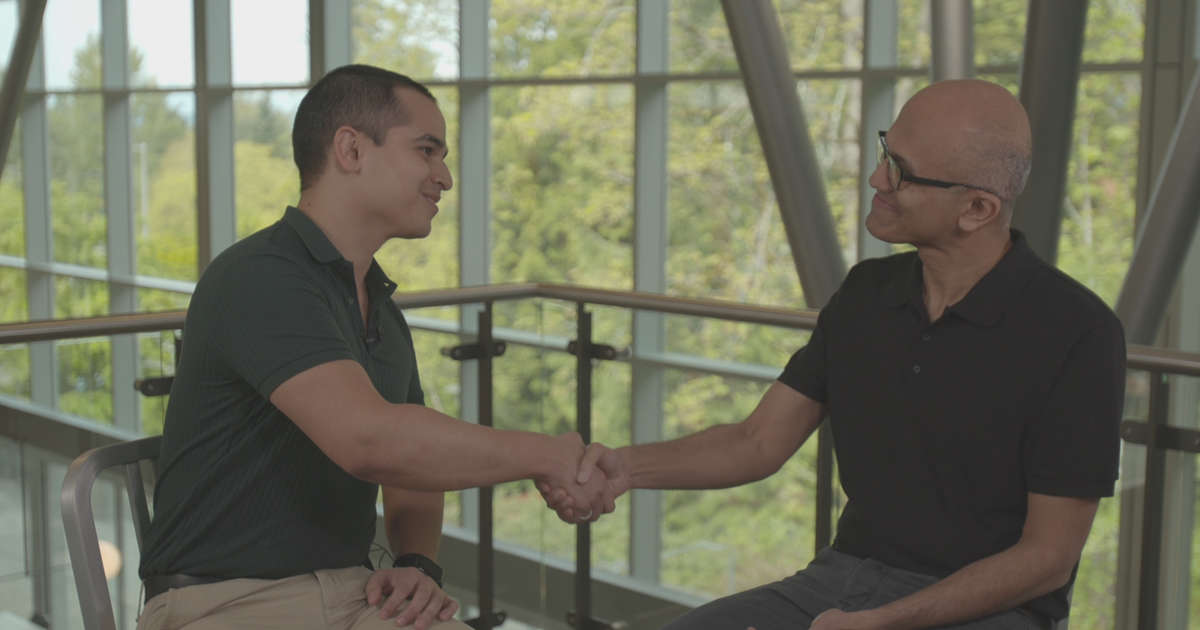 Microsoft CEO Satya Nadella on the Ethics of Artificial Intelligence