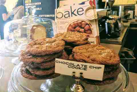 l'imprimerie chocolate chip cookie