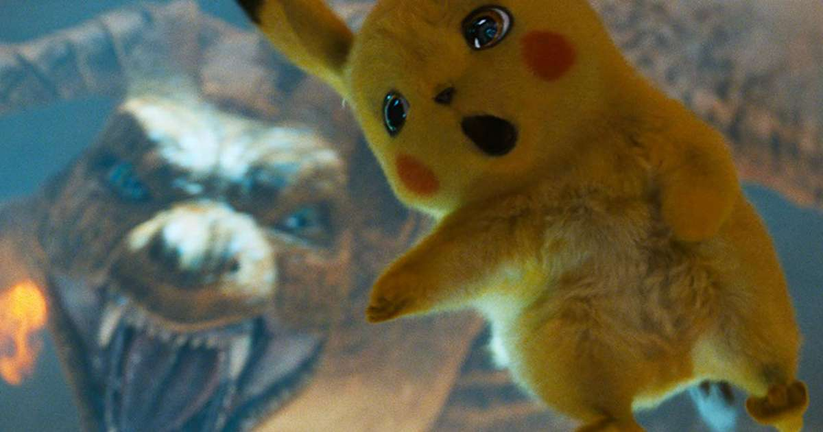 Detective Pikachu How Designers Brought The Pokemon To Life Thrillist