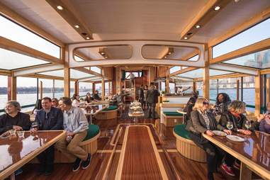 Around Manhattan Brunch Cruise