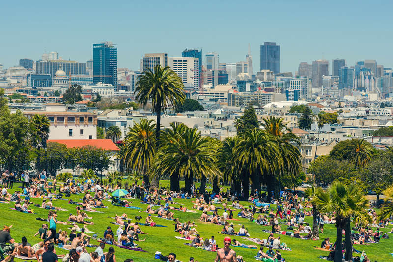 Best cities to visit in the summer in us