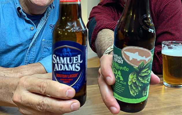 Sam Adams and Dogfish Head Just Merged. We Talked to Their Founders About It.