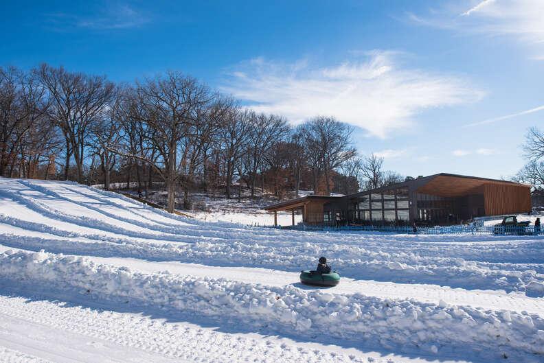 Theodore Wirth Regional Park Minneapolis