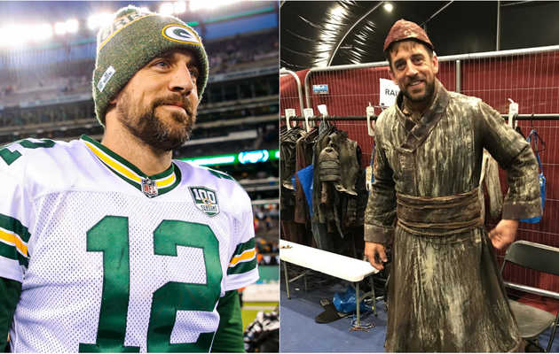 Apparently Quarterback Aaron Rodgers Appeared in a 'Game of Thrones' Episode
