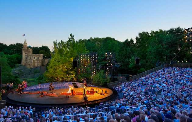 How to Score Tickets to Shakespeare in the Park This Season