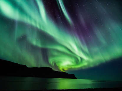 northern lights today