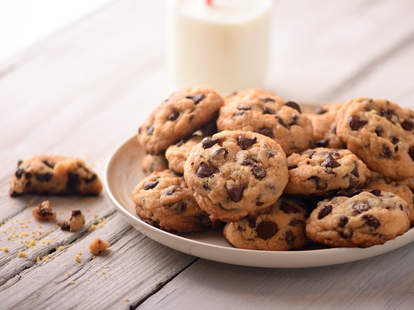 National Chocolate Chip Cookie Day
